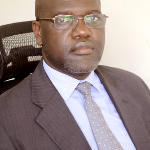 Mr. Dan Mugulusi- New Under Secretary MoPS