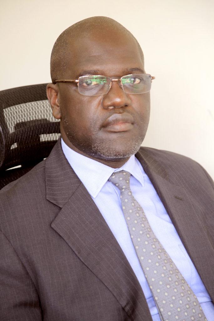 Mr. Dan Mugulusi- New Under Secretary MoPS