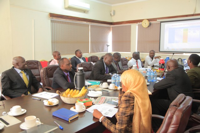 MINISTRY OF GENDER, LABOR & SOCIAL DEVELOPMENT PRESENTS NATIONAL SOCIAL PROTECTION POLICY