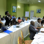 OPEN DISCUSSION DURING BUDGET CONFERENCE AT IMPERIAL ROYALE HOTEL
