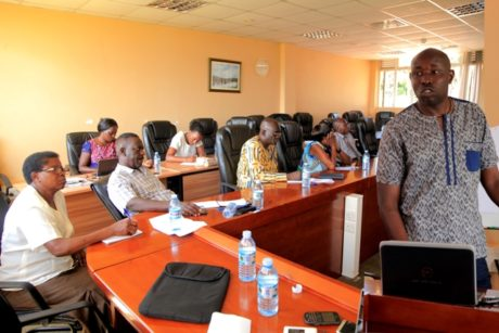 MINISTRY OF HEALTH CONDUCTS PRE-RETIREMENT  TRAINING FOR STAFF AT JINJA CIVIL SERVICE COLLEGE -JINJA
