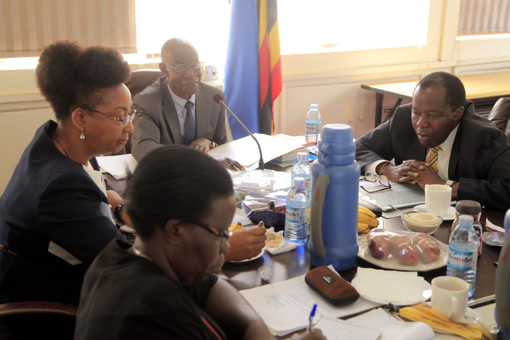 _PUBLIC SERVICE NEGOTIATING AND CONSULTATIVE COUNCIL MEETING AT MINISTRY BOARDROOM ON 6TH DECEMBER, 2018