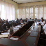 MINISTRY TEAM CONDUCTING CONSULTATIVE MEETINGS ON PUBLIC SERVICE STANDING ORDERS 2010 REVIEW PROCESS
