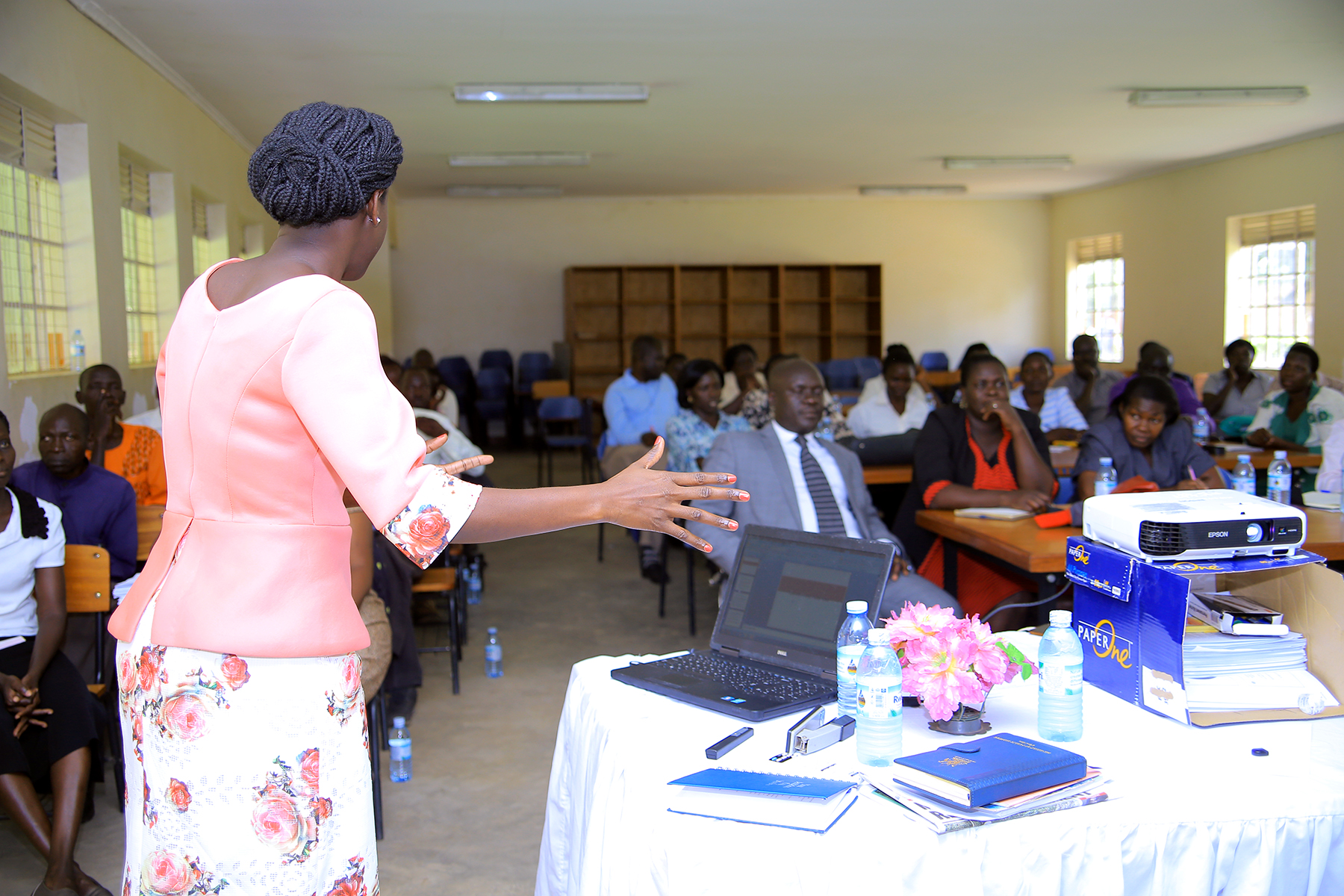 Ministry of Public Service – Republic of Uganda