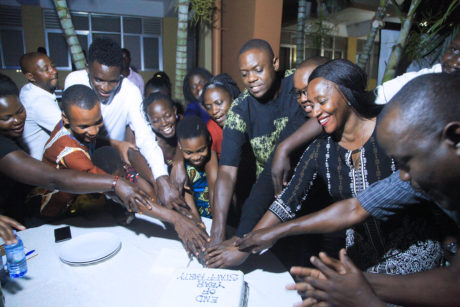 CIVIL SERVICE COLLEGE - UGANDA TEAM BUILDING ACTIVITIES 2020